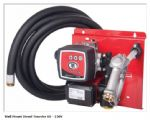 Wall Mounted Diesel Transfer Pump Kit
